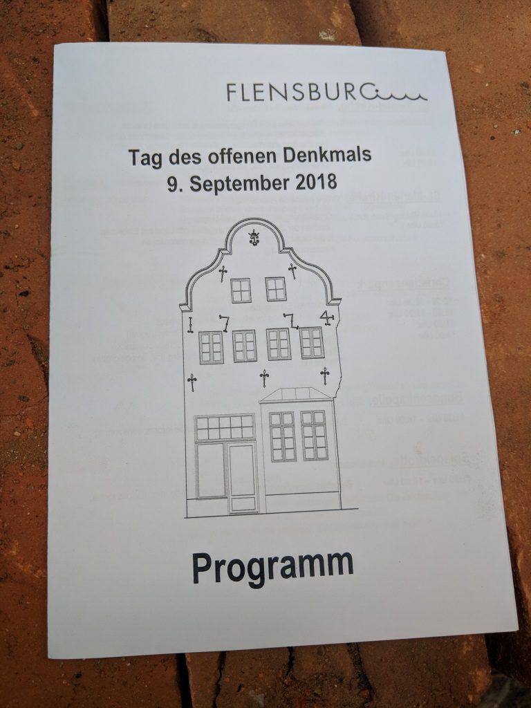 Tag des offenen Denkmals Flensburg
