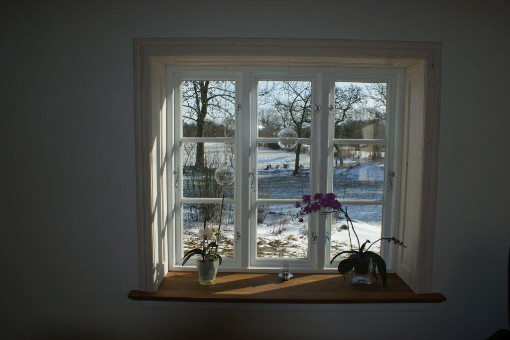 Fensterbekleidung