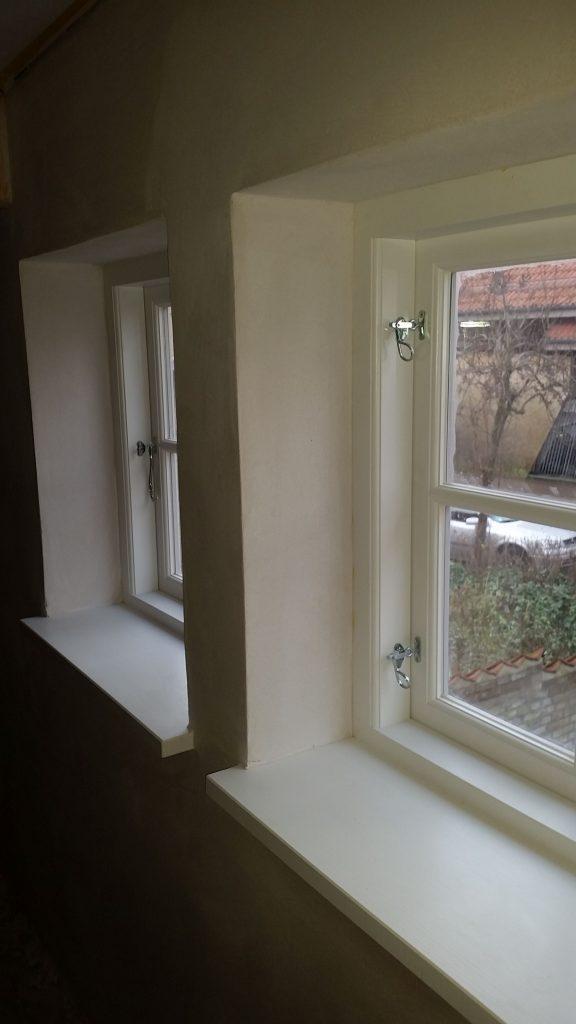Fensterbeschläge, Fensterbank