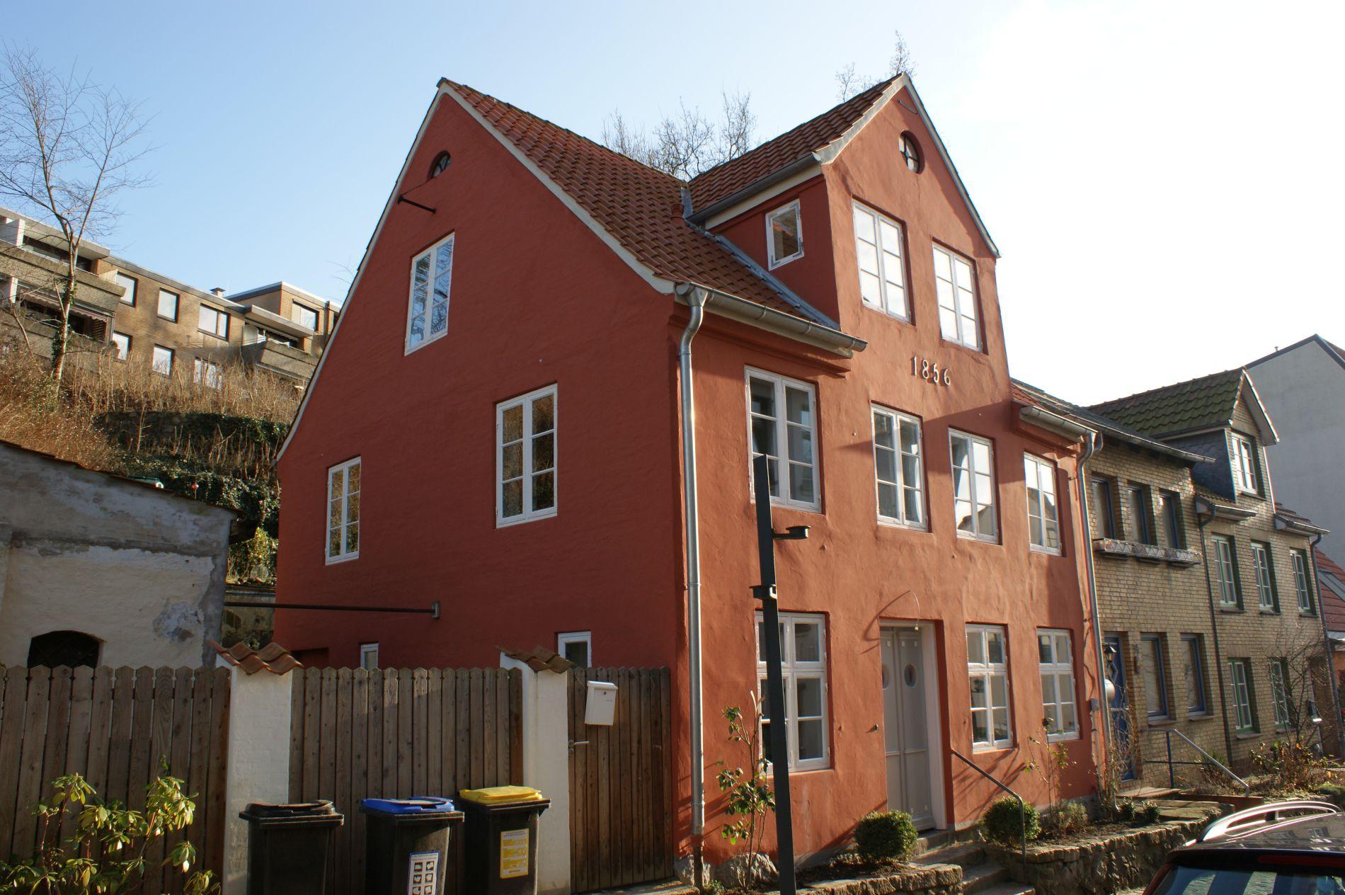 Gebäude von 1826 St.-Jürgen-Straße, Flensburg