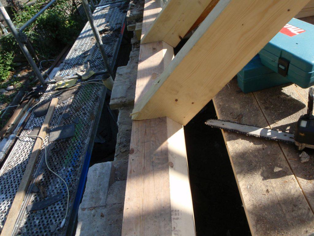 Neubau Dachsparren