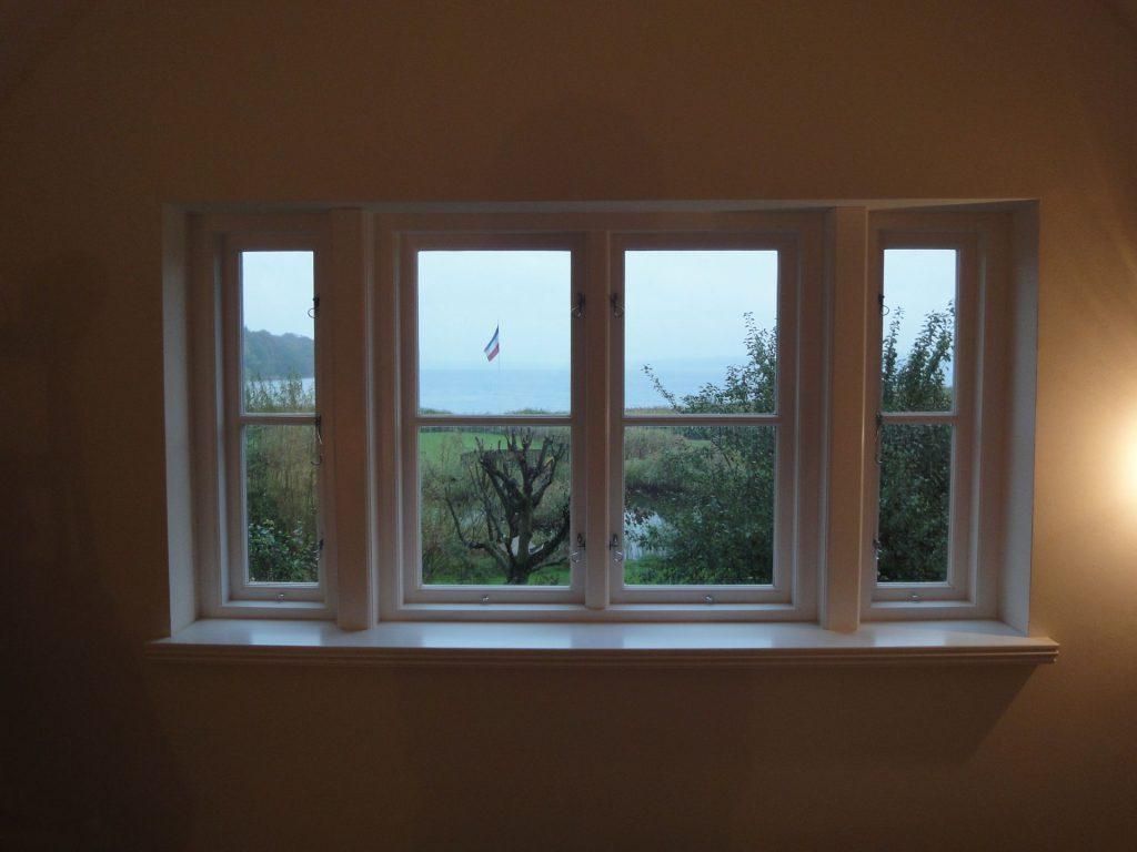 Sprossenfenster 4 Flügel