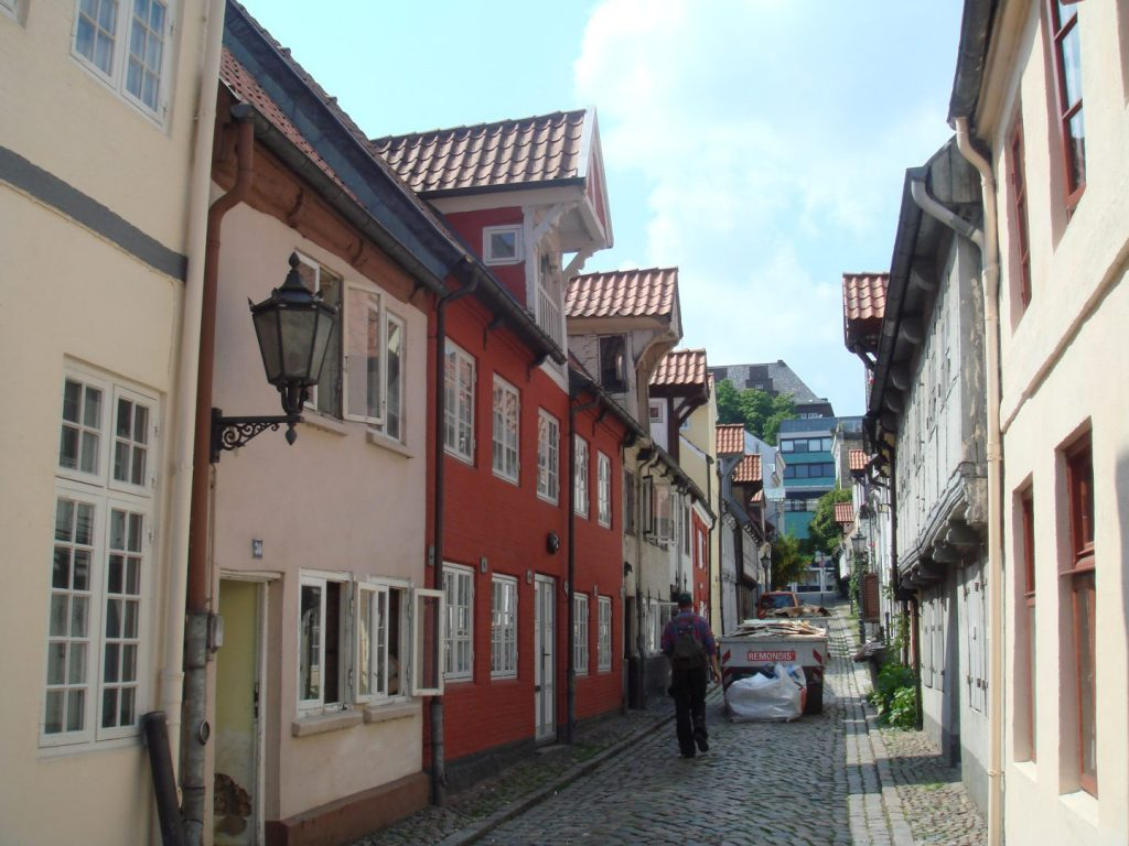 Oluf-Samson-Gang, Flensburg