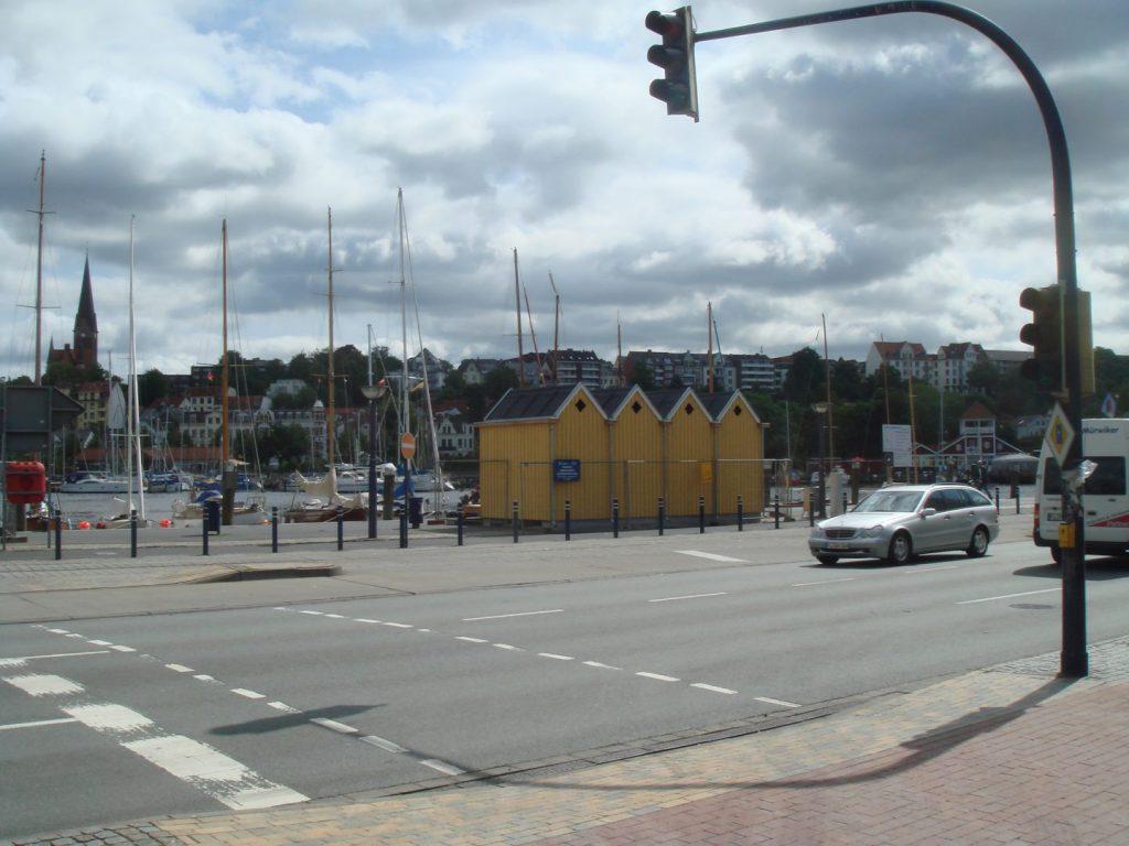 Hafenhütten Flensburg